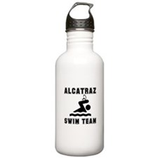 Alcatraz Swim Team Water Bottle