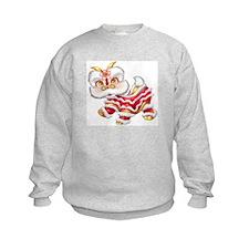 Chinese New Year Baby Dragon Sweatshirt