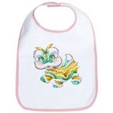 Chinese New Year Baby Dragon Bib