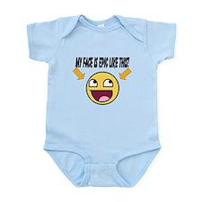 Cool Fungear Infant Bodysuit