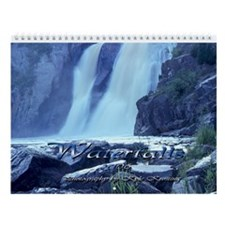 Waterfalls 2006 Wall Calendar