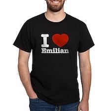 I love Emilian T-Shirt
