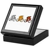 Cycling Keepsake Box