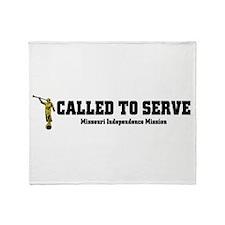 Missouri Independence LDS Mis Throw Blanket