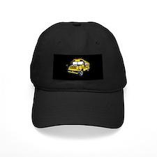 School bus Baseball Hat