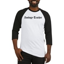Zoology Teacher Baseball Jersey