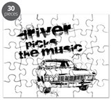 SUPERNATURAL Metallicar black Puzzle