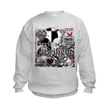 Must Have Twilight Collage by Twibaby Sweatshirt