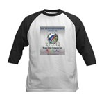 World Down Syndrome Day 2012 Kids Baseball Jersey