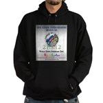 World Down Syndrome Day 2012 Hoodie (dark)