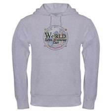 World Down Syndrome Day 2012 Hooded Sweatshirt