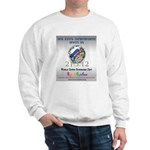World Down Syndrome Day 2012 Sweatshirt