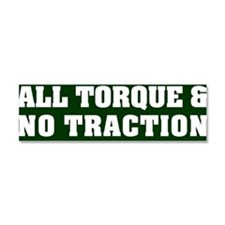 The All Action Car Magnet 10 x 3