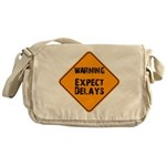 Ease Up! with this Messenger Bag