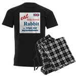 The Bunny Men's Dark Pajamas