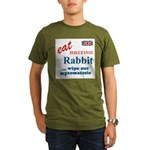 The Bunny Organic Men's T-Shirt (dark)