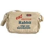 The Bunny Messenger Bag