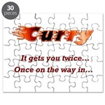 Burn it up with this Puzzle