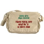 Have a Nice Day with this Messenger Bag