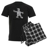 The Mummy's Girl Men's Dark Pajamas