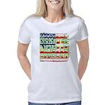 The Mummy's Girl Organic Toddler T-Shirt (dark)