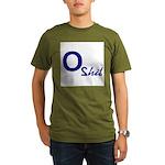 O2hit Organic Men's T-Shirt (dark)