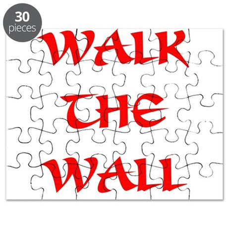 The Great Wall Puzzle
