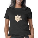 Obey The Teacher with this Organic Men's T-Shirt (