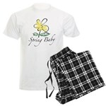 The Spring Baby Men's Light Pajamas