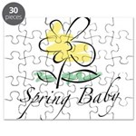 The Spring Baby Puzzle