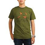 The Fall Baby Organic Men's T-Shirt (dark)