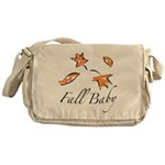 The Fall Baby Messenger Bag