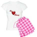 The Love Bump Women's Light Pajamas