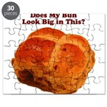 The Big Bun in the Oven Puzzle