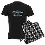 Deliver With This Men's Dark Pajamas