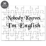The English Puzzle