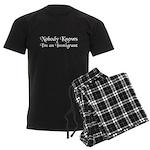 The All American Men's Dark Pajamas