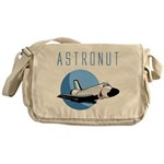 The Astronut's Messenger Bag