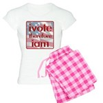 Think, Vote, Be with this Women's Light Pajamas