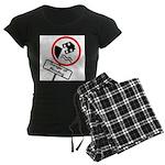 The Flood Plain Women's Dark Pajamas