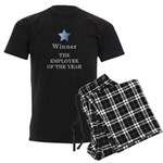 The Best Brown Nose Award - Men's Dark Pajamas