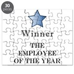 The Best Brown Nose Award - Puzzle