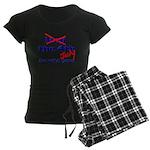 Get 'the Force' Women's Dark Pajamas