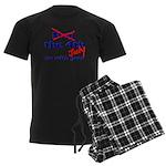 Get 'the Force' Men's Dark Pajamas