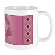 Double Rose Sphinx Mug