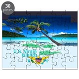VIRGIN ISLANDS Puzzle