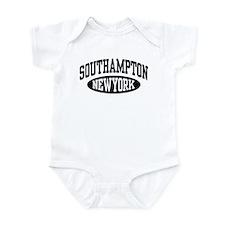 Southampton NY Infant Bodysuit
