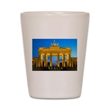 Cute Berlin Shot Glass