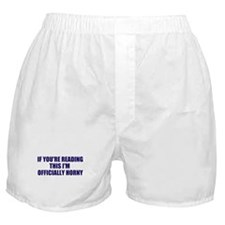 Cute Boy short Boxer Shorts