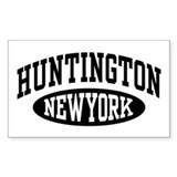 Huntington NY Decal